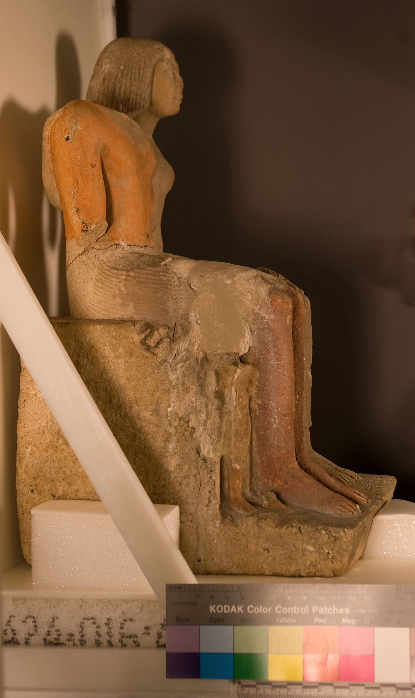 Object(s) photograph: Site: Giza; view: G 1109