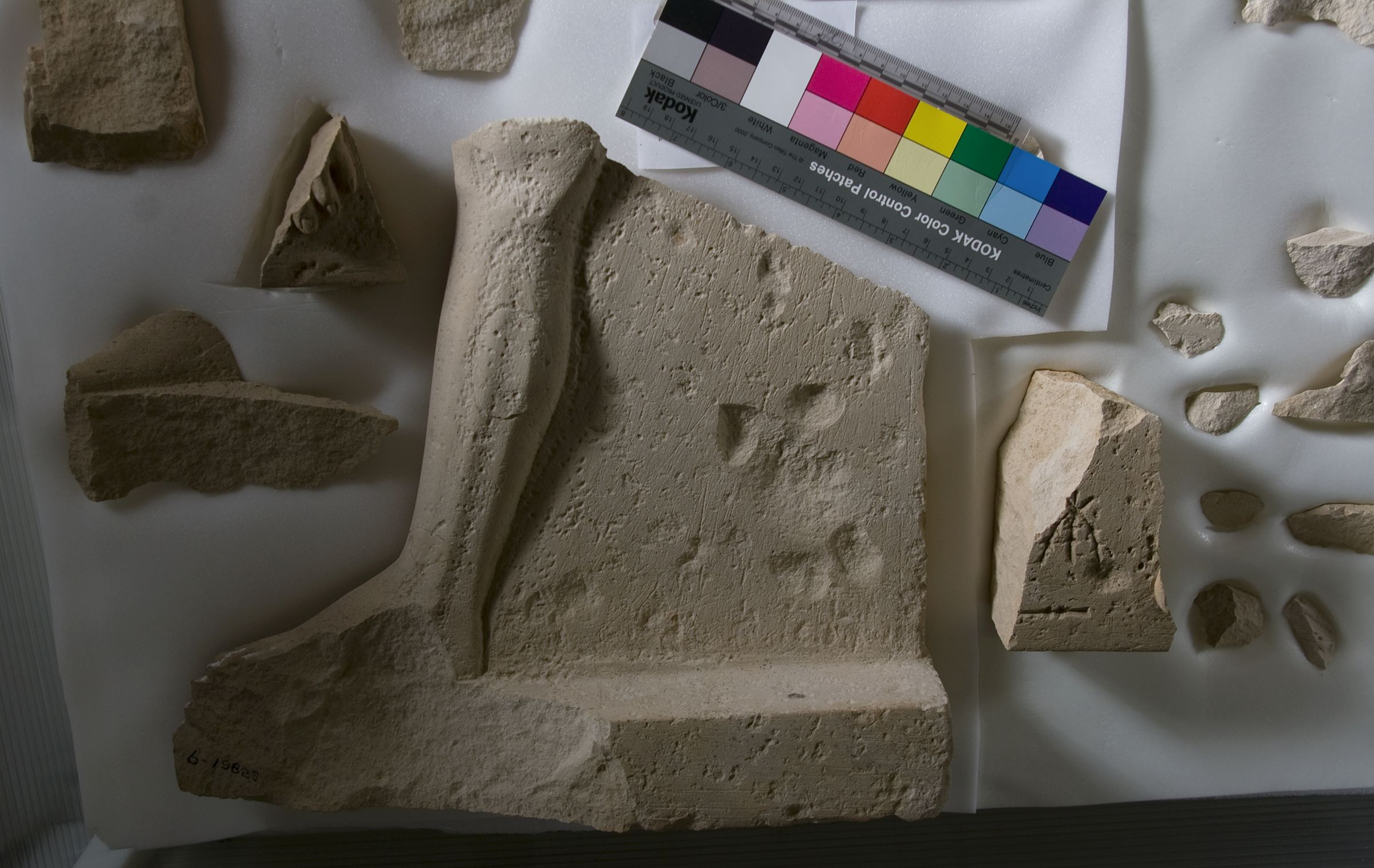 Object(s) photograph: Site: Giza, view: G 1020