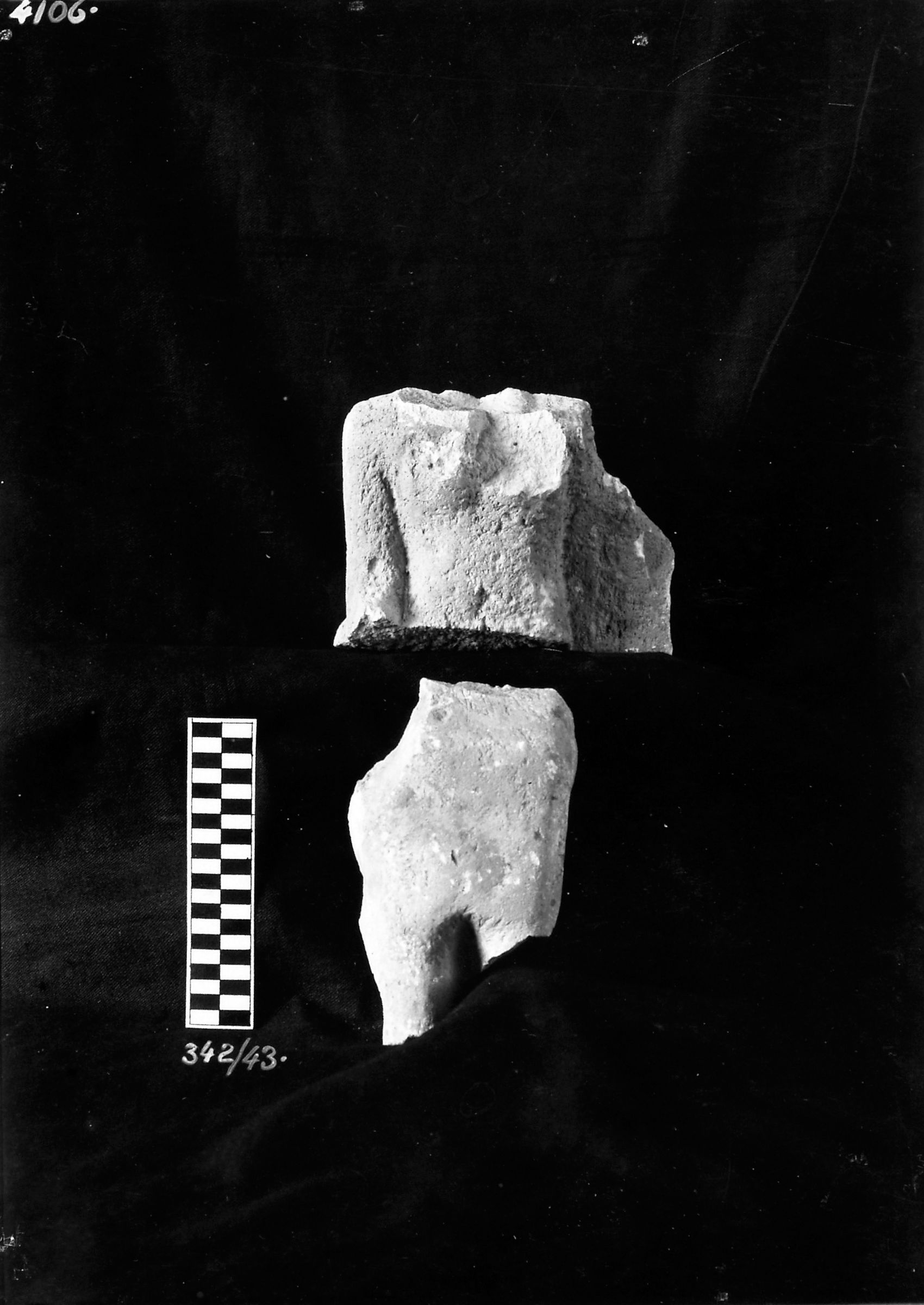 Object(s) photograph: Site: Giza; view: S 127/129