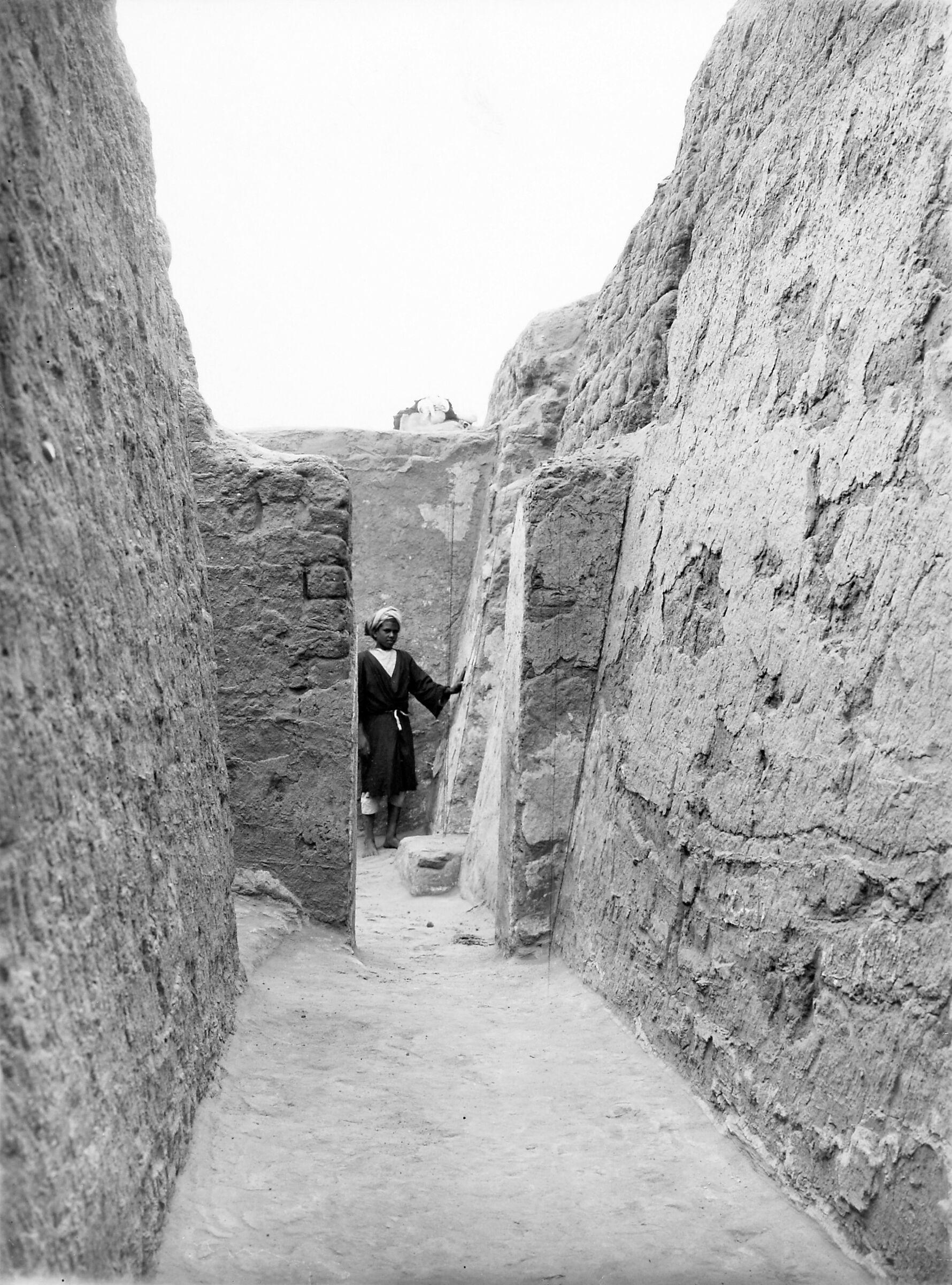 Western Cemetery: Site: Giza; View: Khesef [II], S 4411/4414