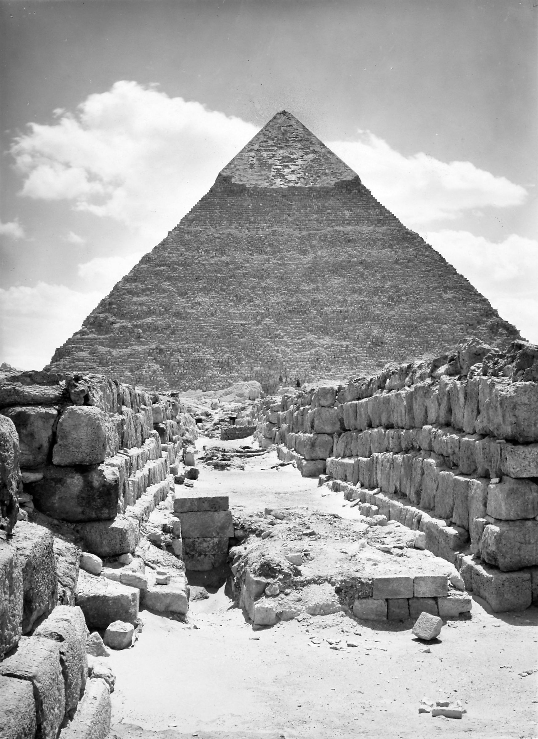 Western Cemetery: Site: Giza; View: G 4550, G 4650, G 4552