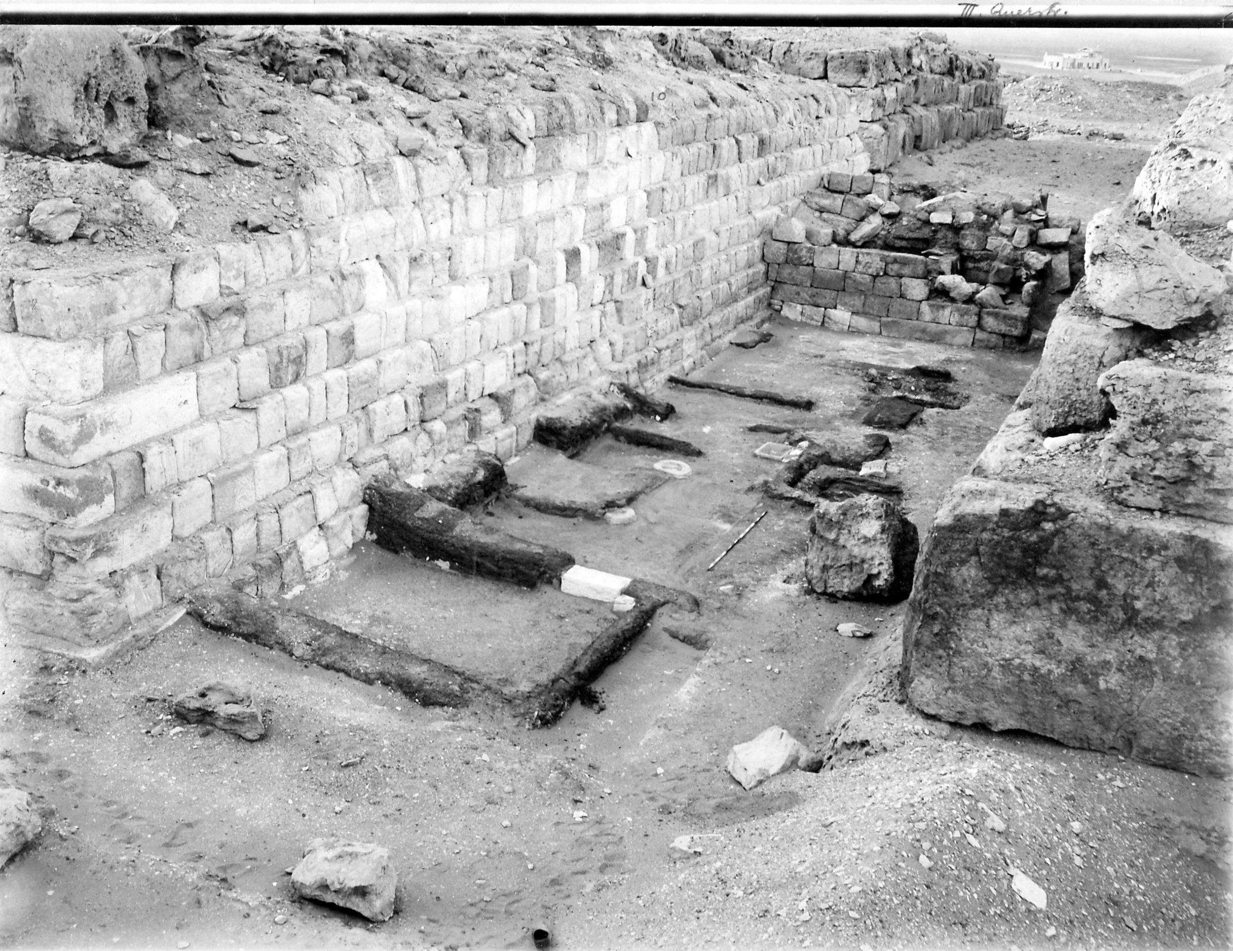 Western Cemetery: Site: Giza; View: G 4350, G 4351