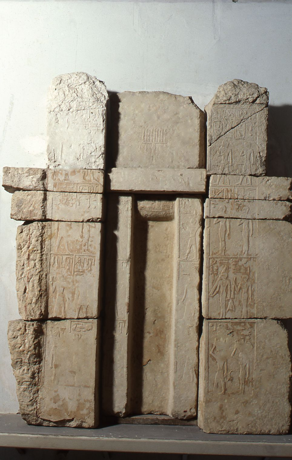Object(s) photograph: Site: Giza; View: Wehemnefret