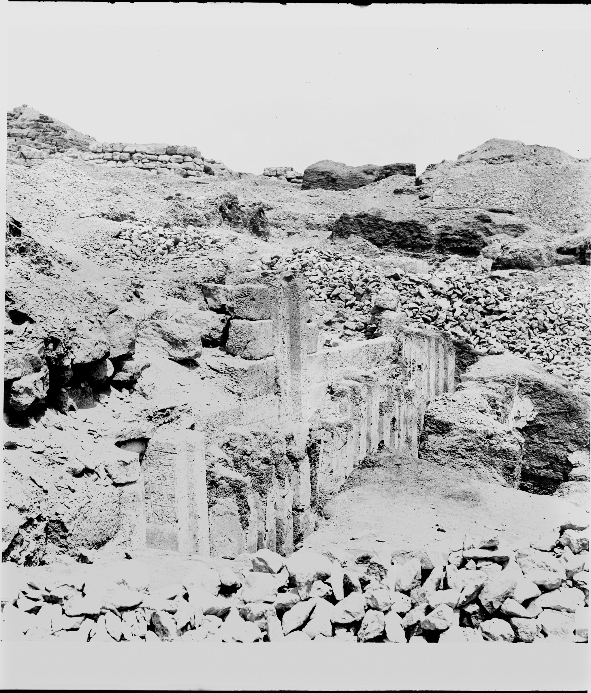 Eastern Cemetery: Site: Giza; View: G 7391