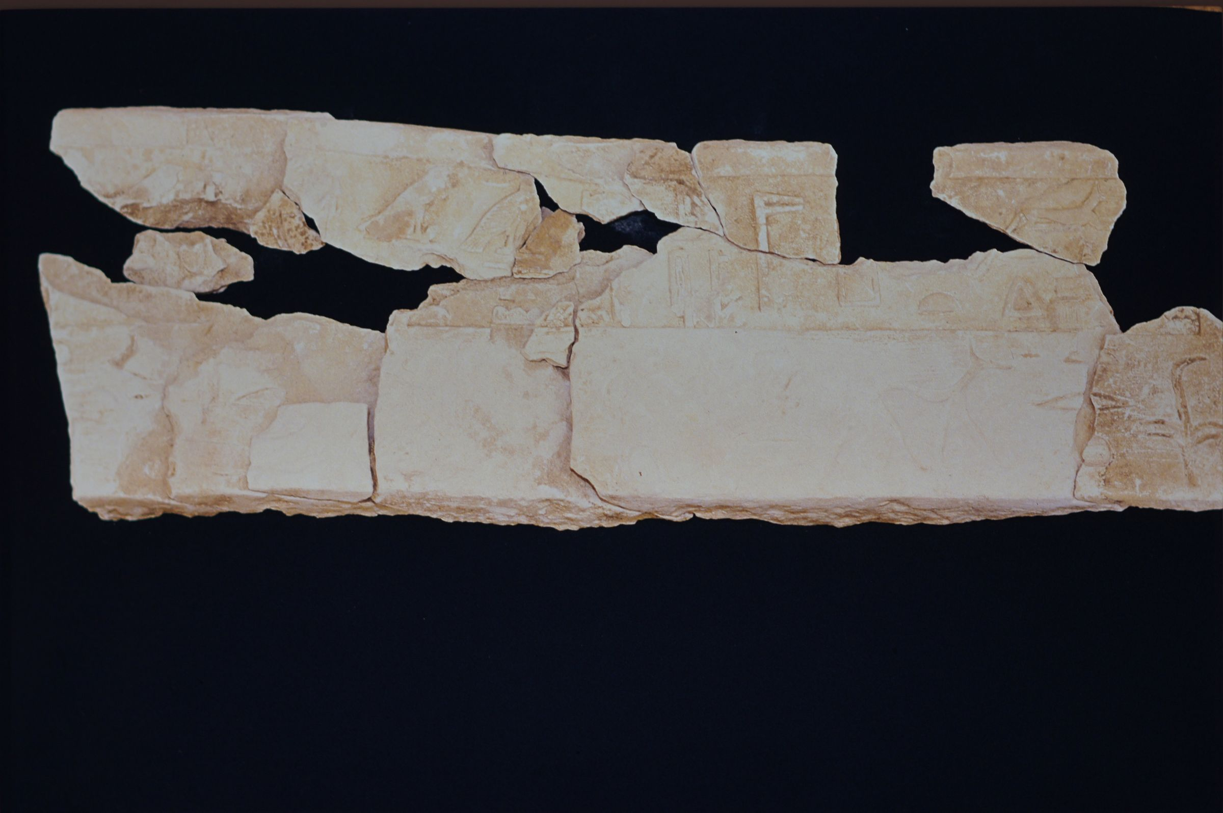Object(s) photograph: Site: Giza; View: Lepsius 20-21