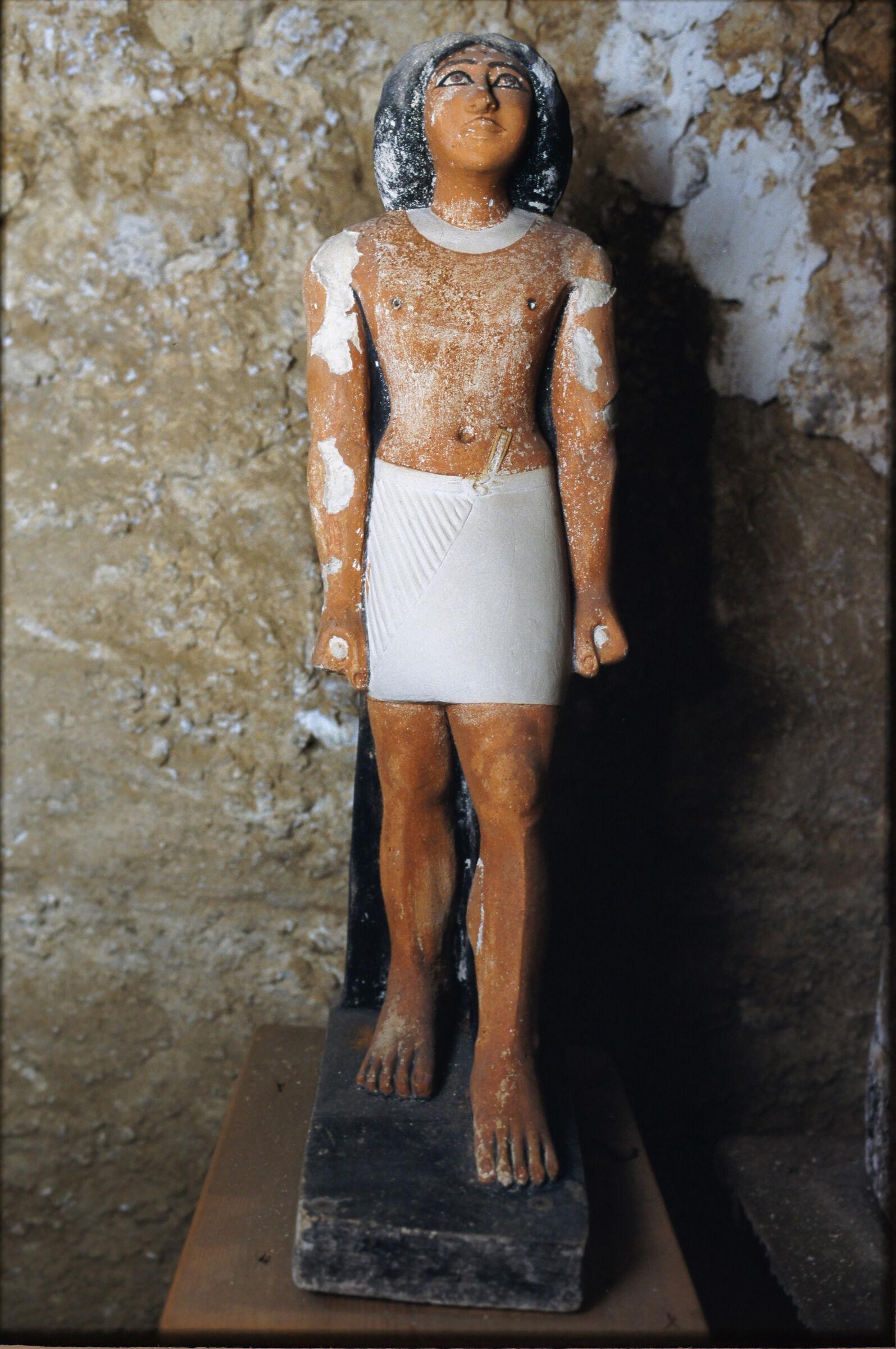 Object(s) photograph: Site: Giza; View: Akhu