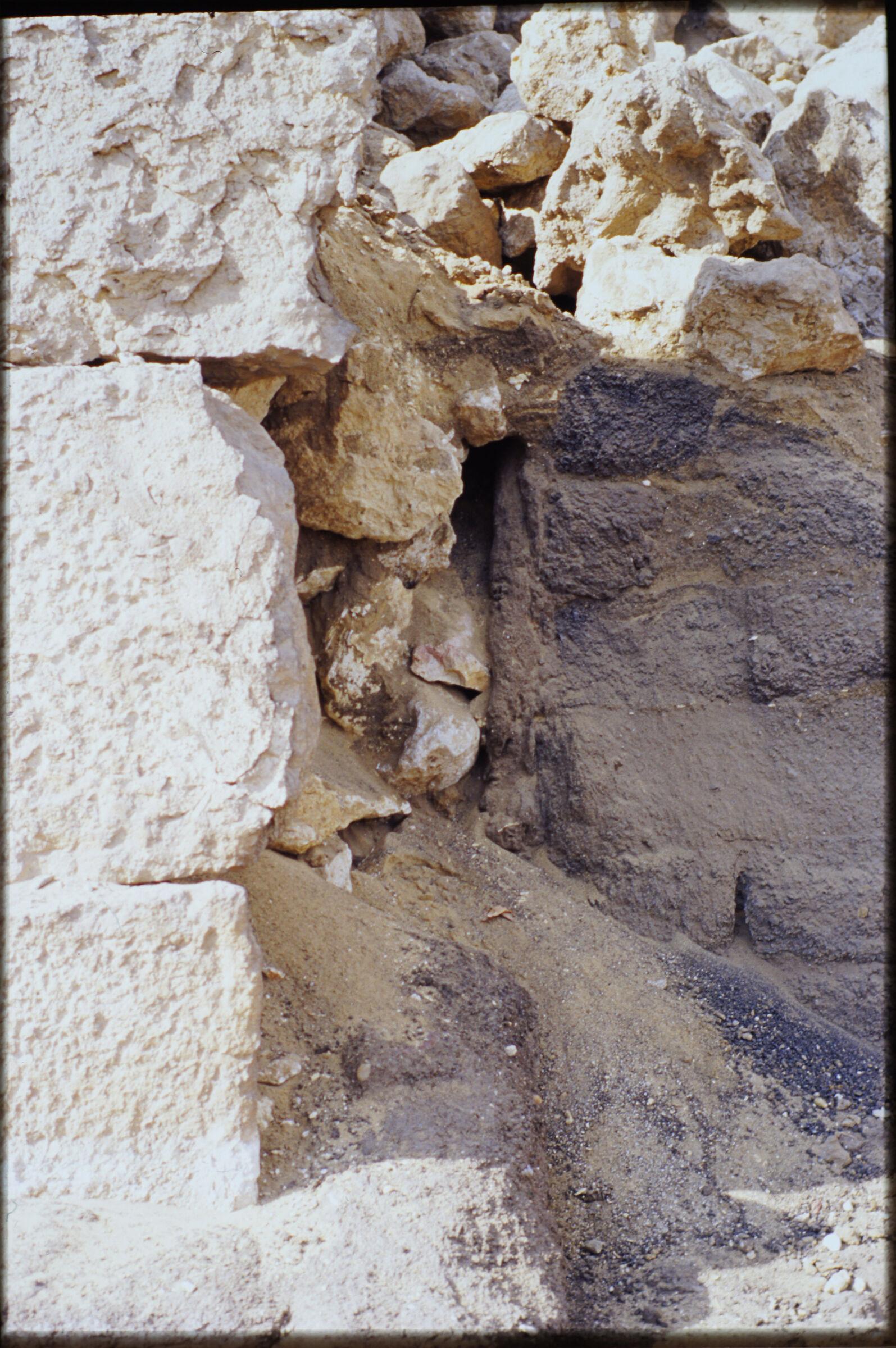 Abu Bakr Cemetery: Site: Giza; View: Lepsius 19; Mastaba X (ABC)