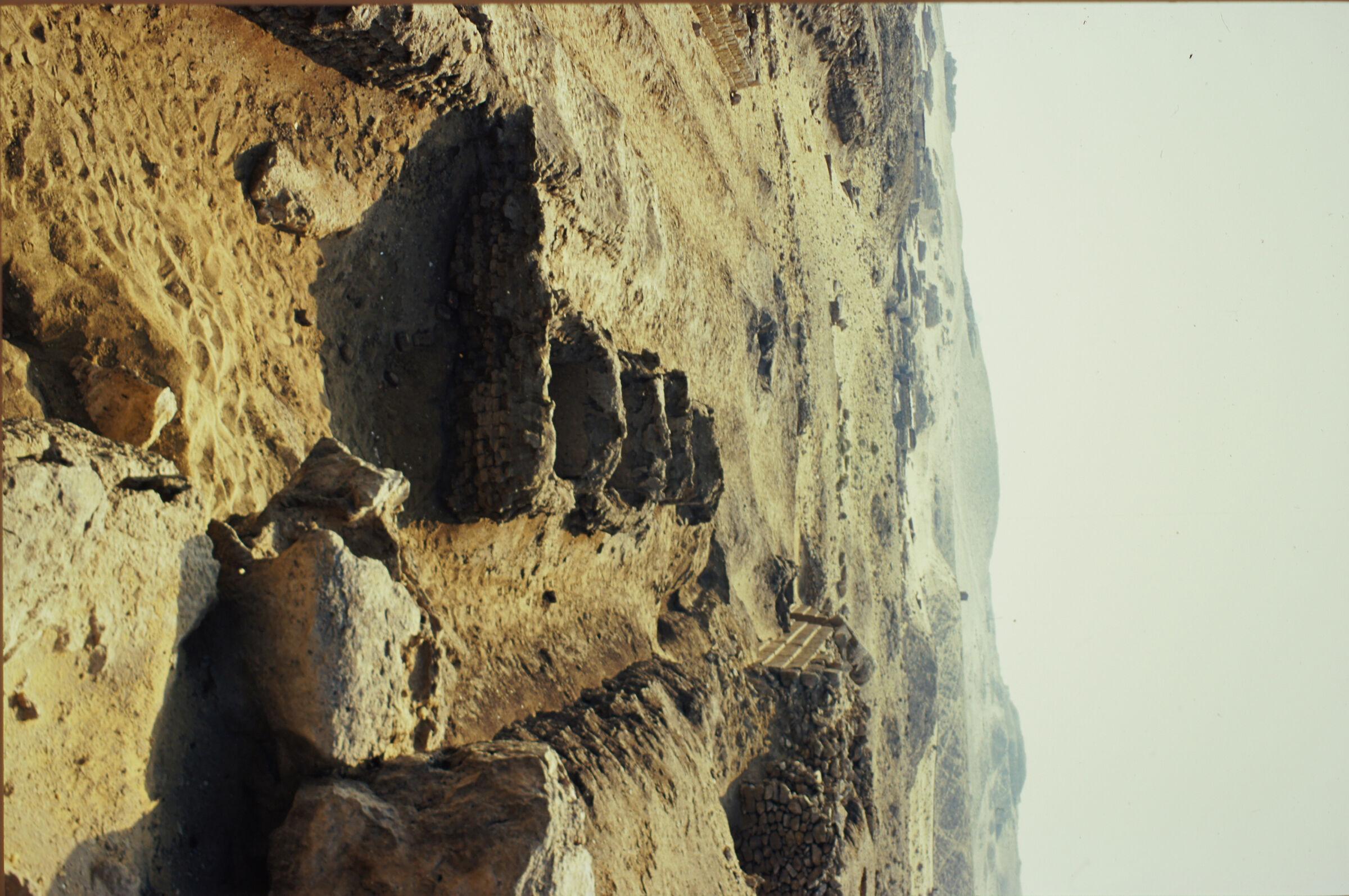 Abu Bakr Cemetery: Site: Giza; View: Lepsius 19; Mastaba X (ABC); ABC 15; ABC 16; ABC 17; ABC 18; ABC 19