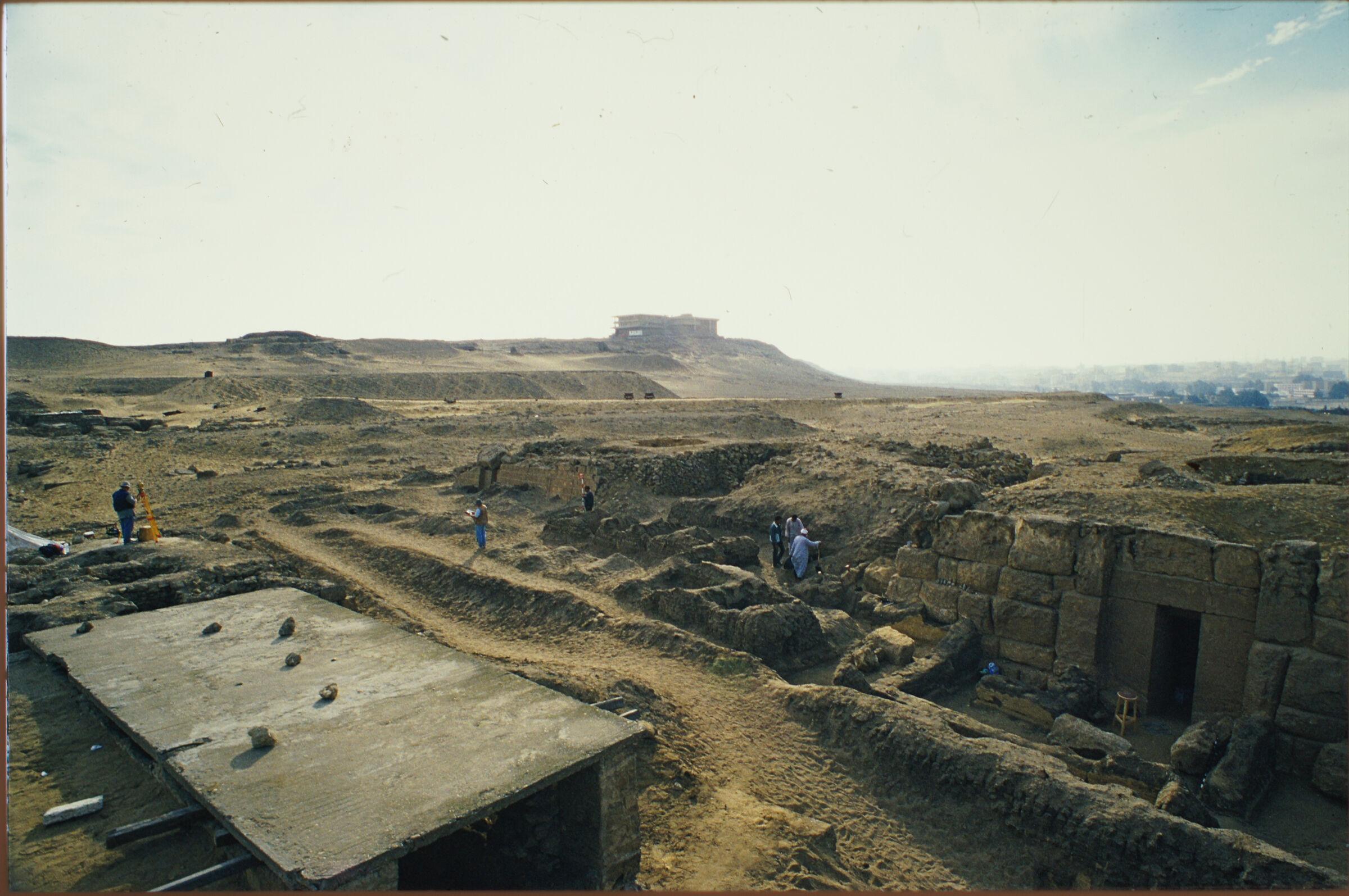 Abu Bakr Cemetery: Site: Giza; View: Lepsius 19; Mastaba X (ABC); Lepsius 20-21; ABC 2; ABC 3; ABC 4; ABC 7; ABC 8; ABC 9; ABC 10; ABC 11; ABC 12; ABC 13; ABC 14; ABC 15; ABC 16; ABC 17; ABC 18; ABC 19