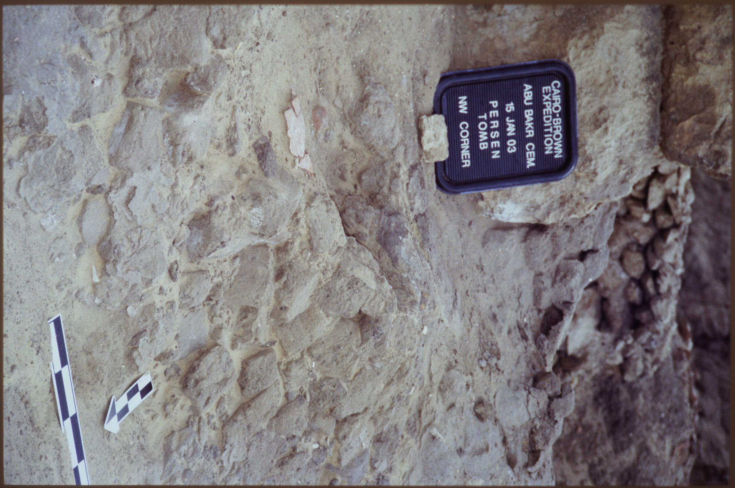 Abu Bakr Cemetery: Site: Giza; View: Lepsius 20-21; ABC 35