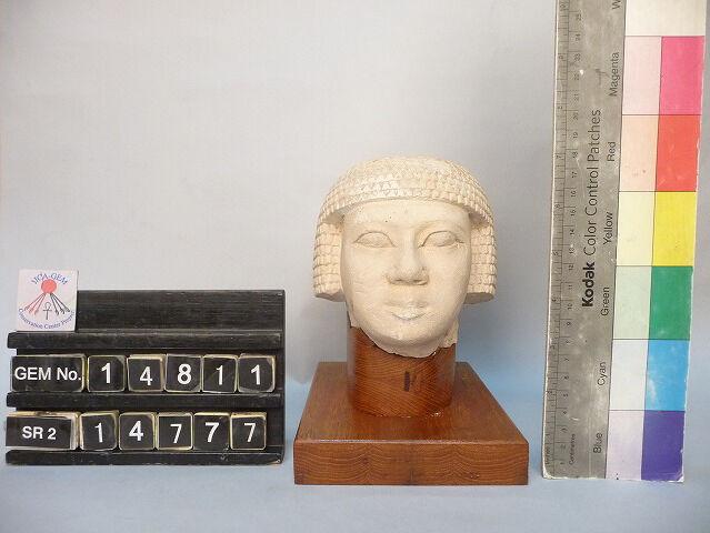 Object(s) photograph: Site: Giza; View: Khafre Causeway, G 8466