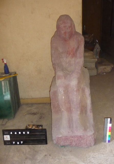 Object(s) photograph: Site: Giza; View: Menkaure Pyramid