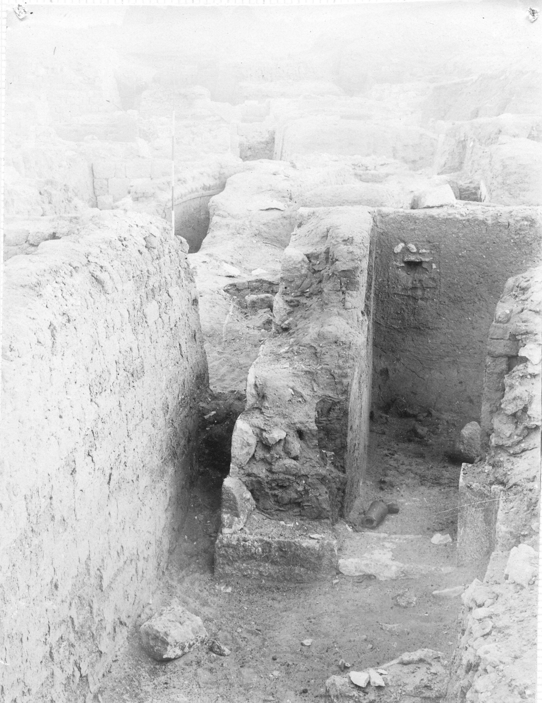 Western Cemetery: Site: Giza; view: G 3035
