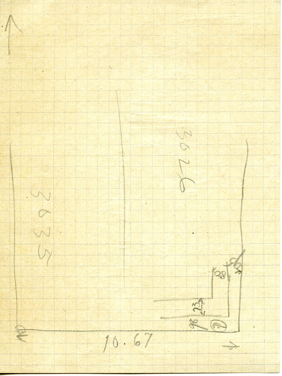 Maps and plans: Sketch plan of G 3026, G 3035