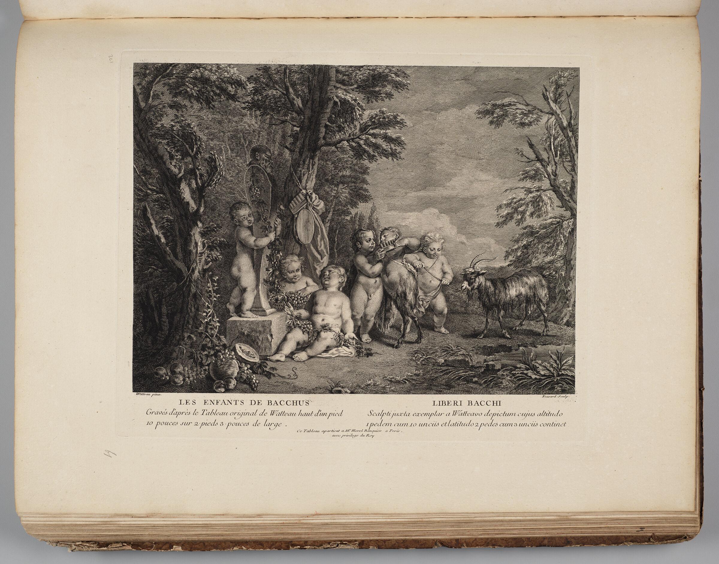 The Children Of Bacchus
