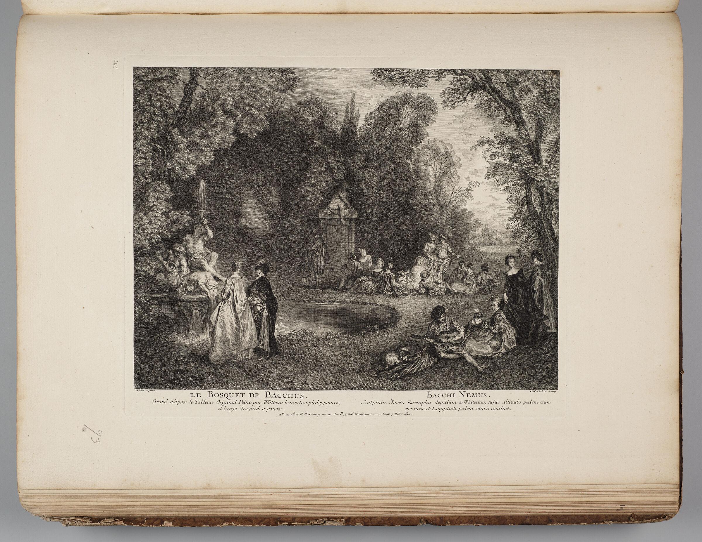 Bacchus's Grove