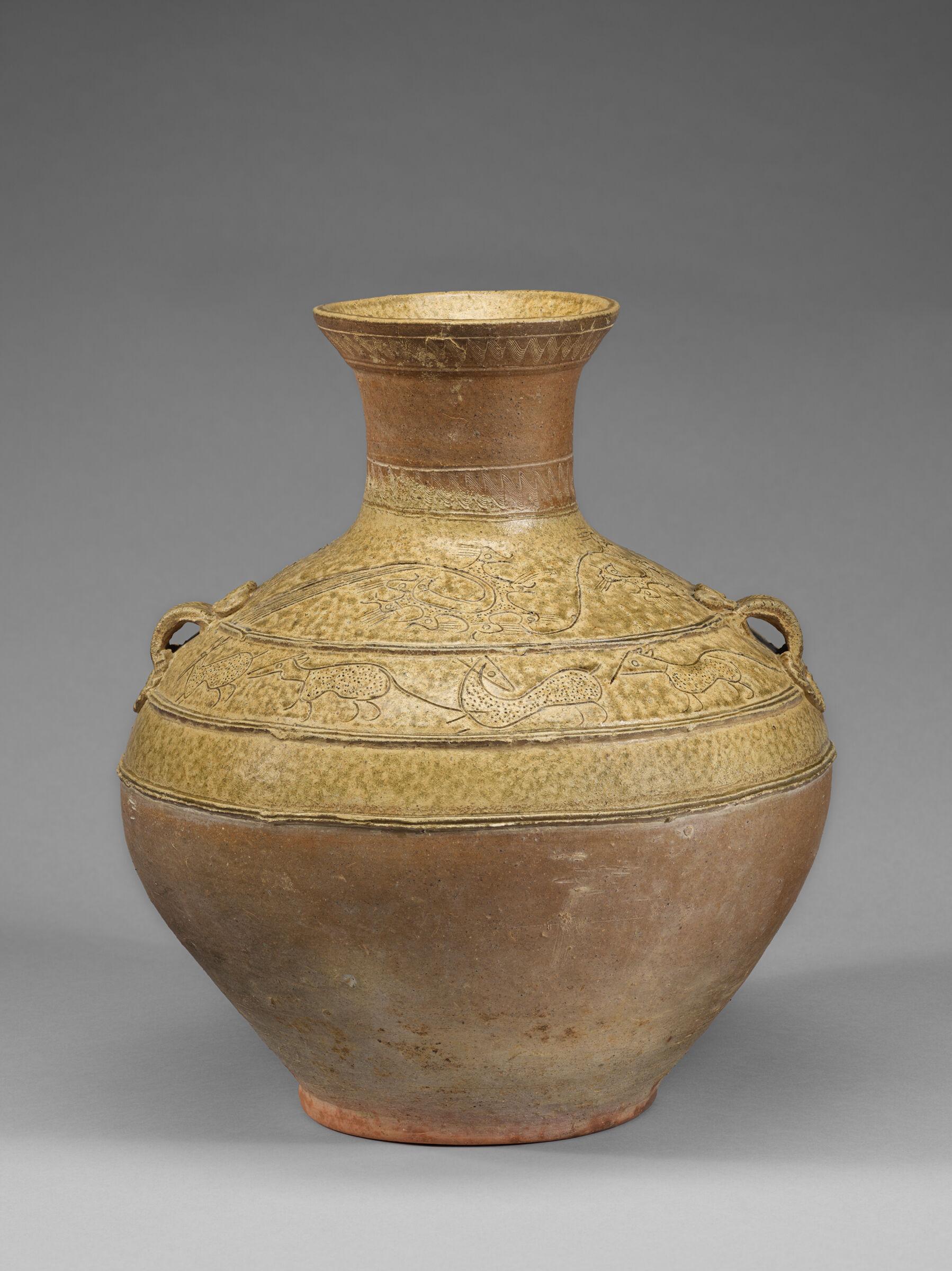 Long-Necked Jar (Hu)