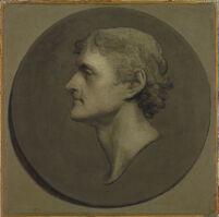 Thomas Jefferson (1743-1826) (The Medallion Portrait)