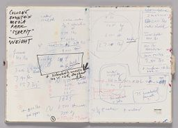 Untitled (Notes, Two-Page Spread)