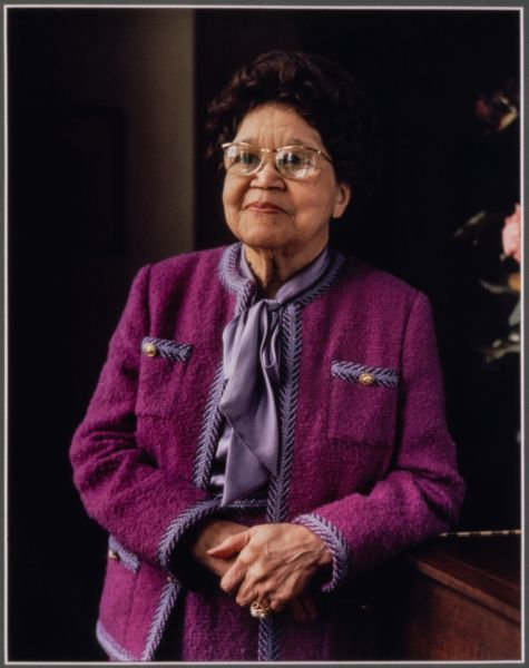 Portrait of Sadie Alexander