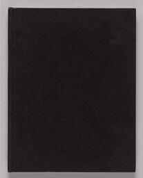 Sketchbook: Tobago/First Night Poster 1982/83
