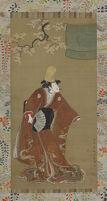 """Segawa Kikunojō Iii As The Shirabyōshi In """"Musume Dōjōji"""""""