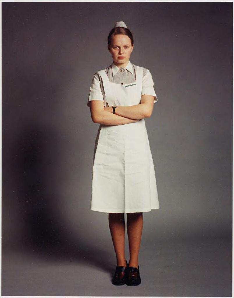 Dorothee Oppermann, 20, Nursing Student