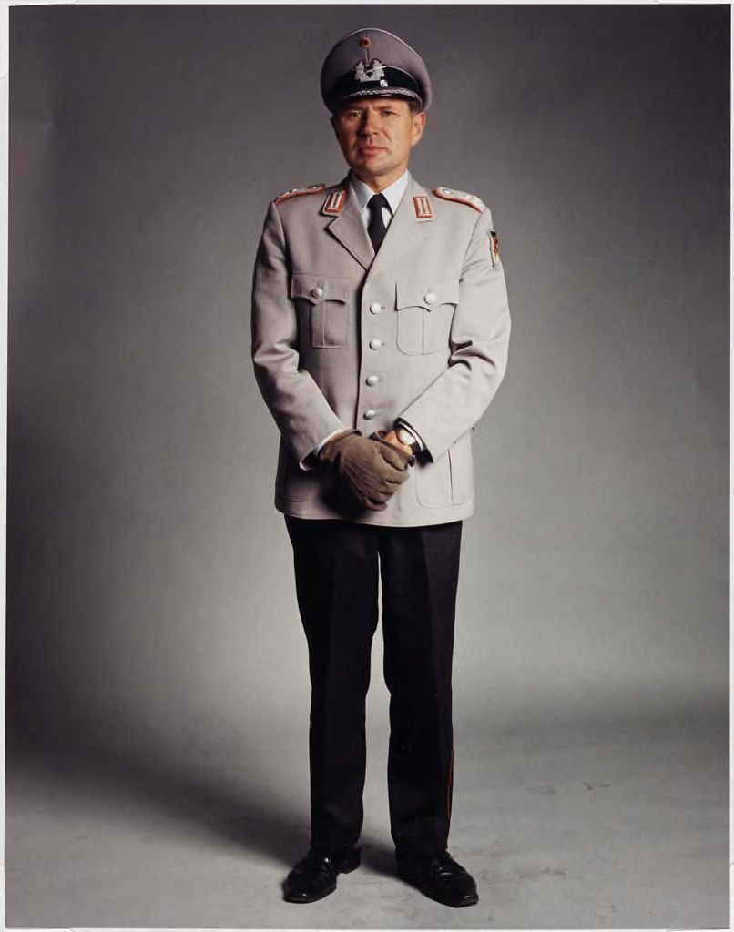 Werner Kudszus, 47, Lieutenant Colonel, Commander Of A Military Police Batallion