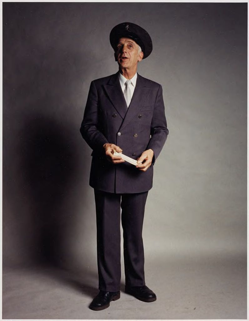 Bruno Kruse, 64, Valet, Four Seasons Hotel, Hamburg