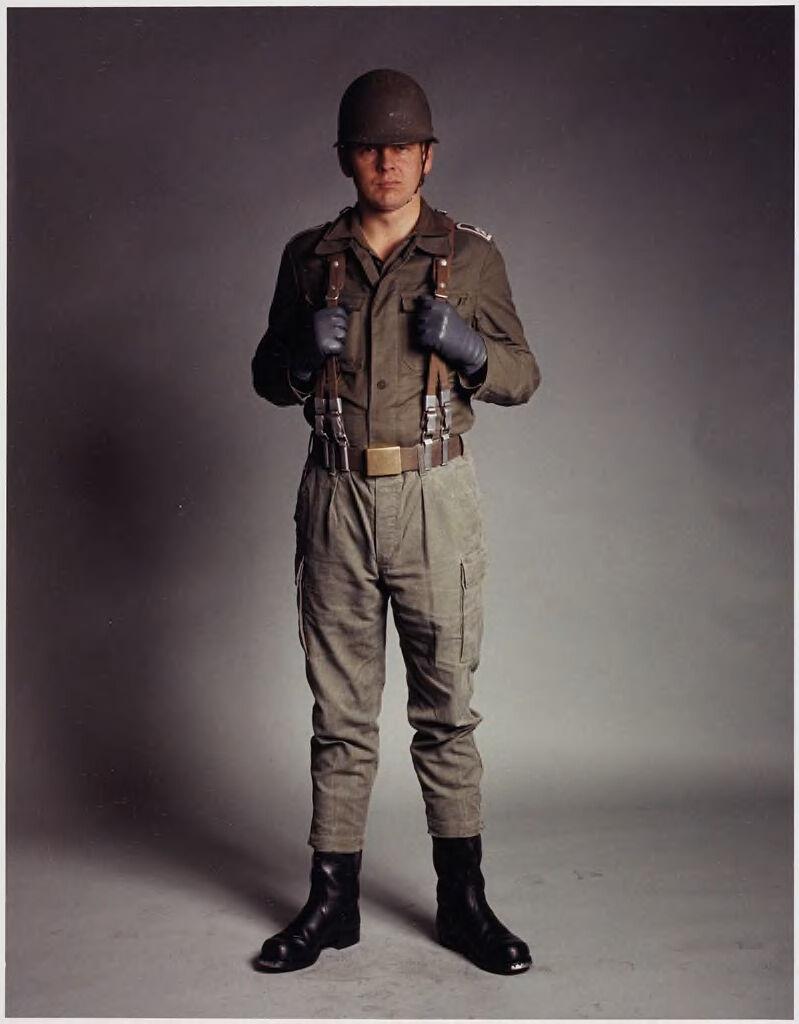 Kurt Bischoff, 29, First Sergeant
