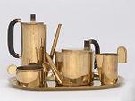Coffee and Tea Service: 5-Piece Set