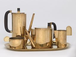 Coffee And Tea Service: 5-Piece Set