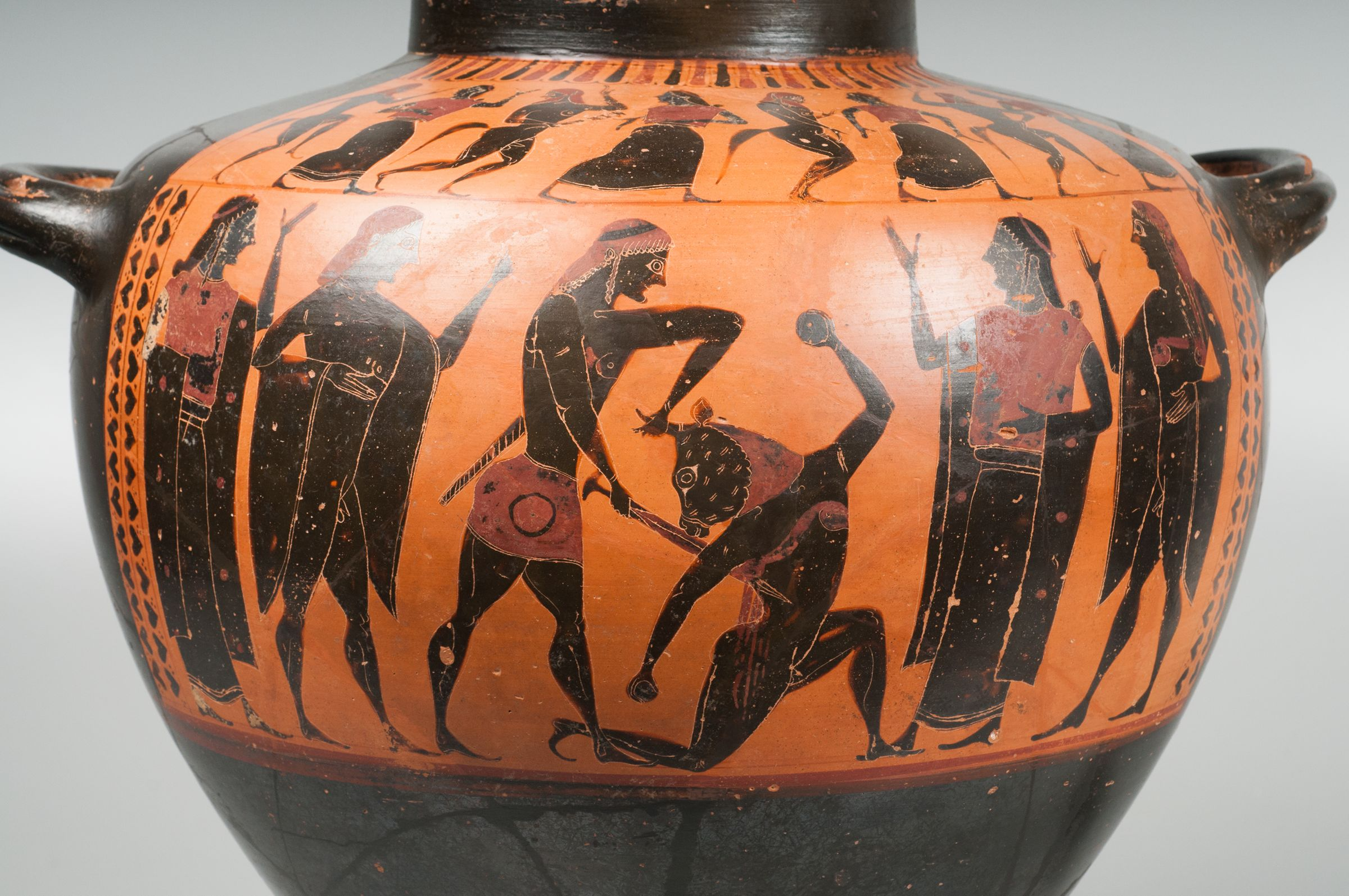 From the harvard art museums collections hydria water jar hydria water jar theseus and the minotaur reviewsmspy
