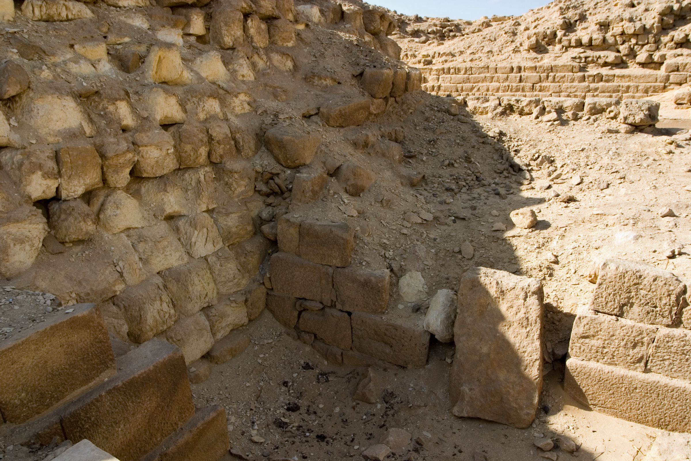 Western Cemetery: Site: Giza; View: G 2132, G 2150