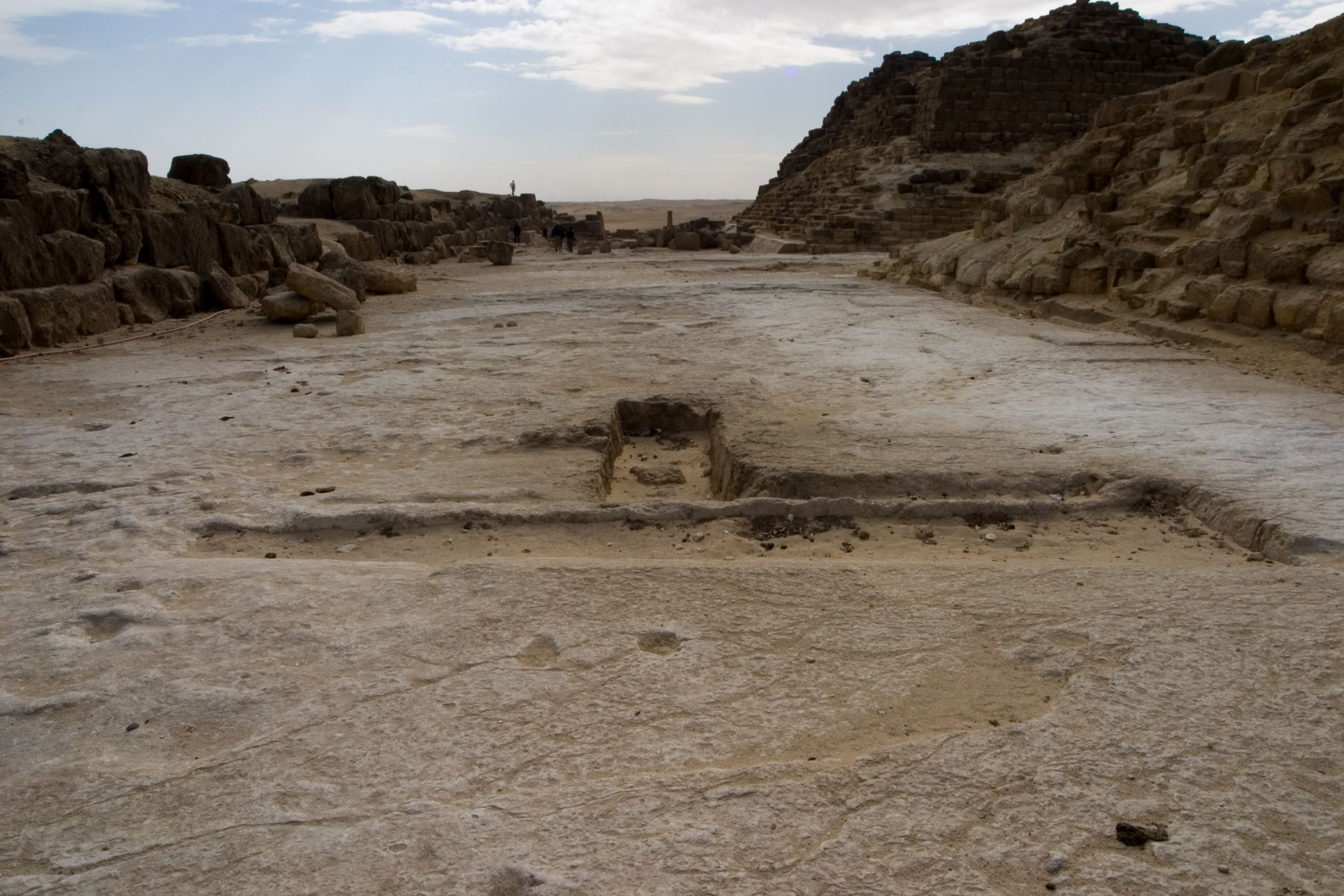 Eastern Cemetery: Site: Giza; View: G I-x