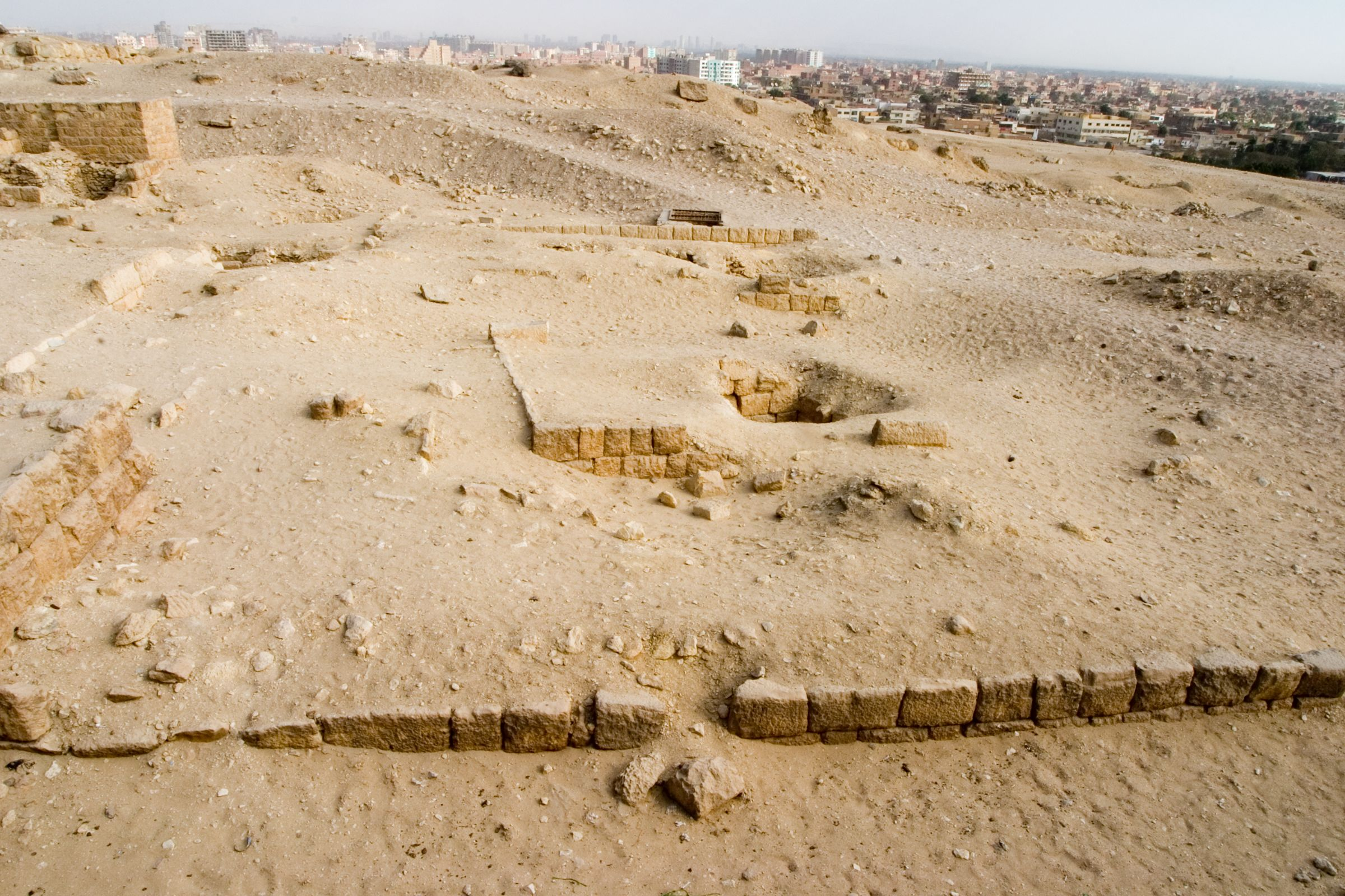Eastern Cemetery: Site: Giza; View: G 7148, G 7149, G 7159, G 7169