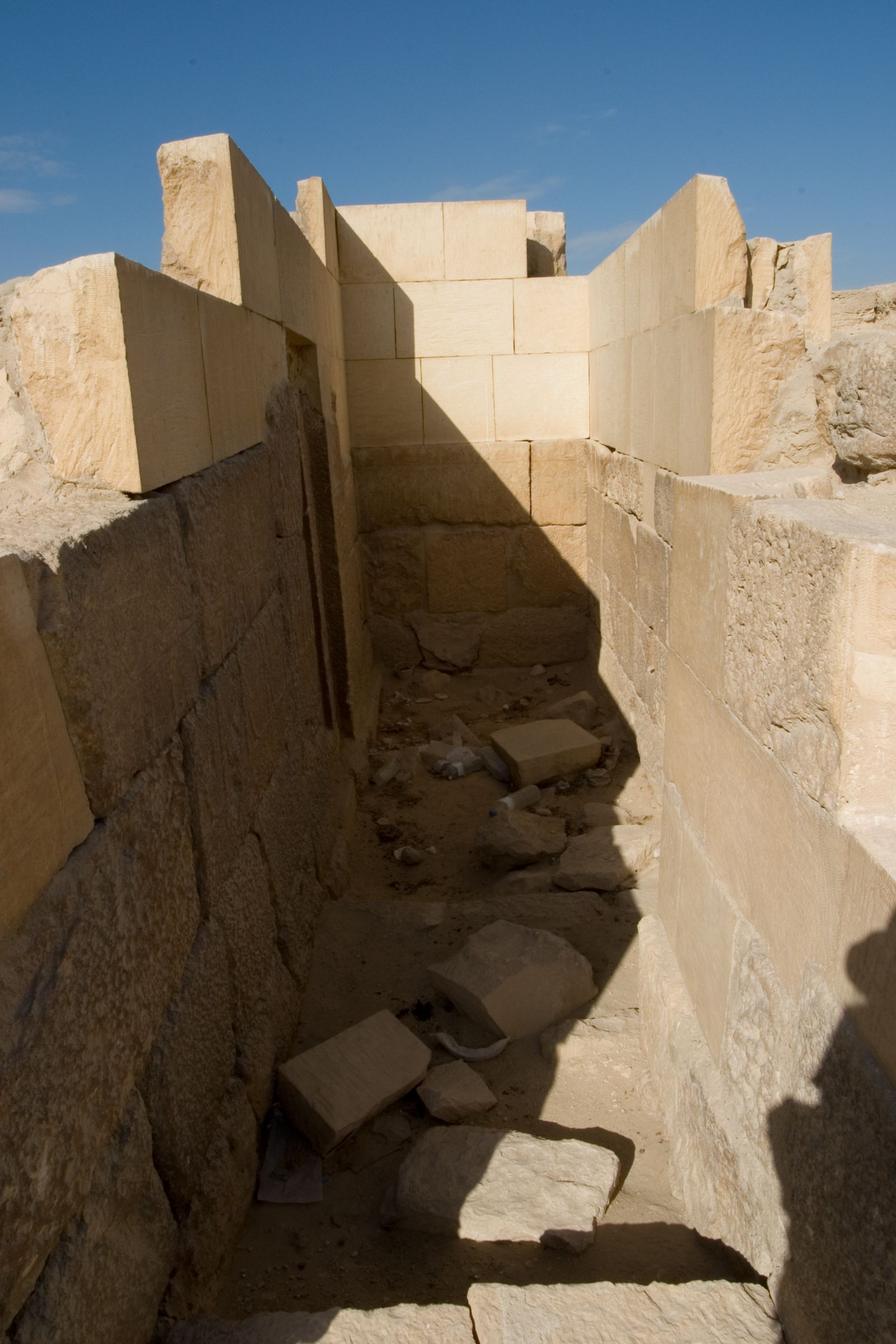 Eastern Cemetery: Site: Giza; View: G 7211