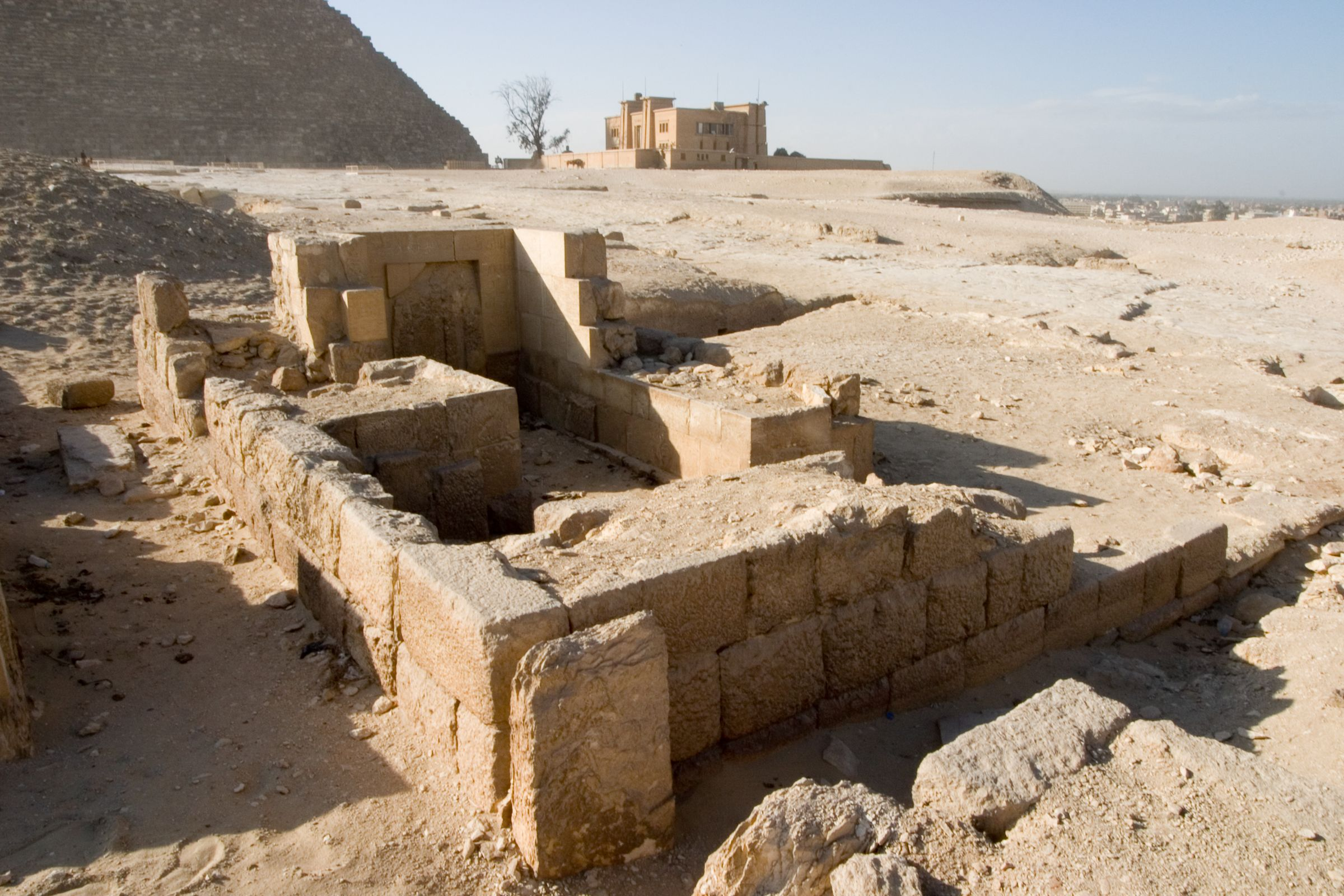 Eastern Cemetery: Site: Giza; View: G 7413
