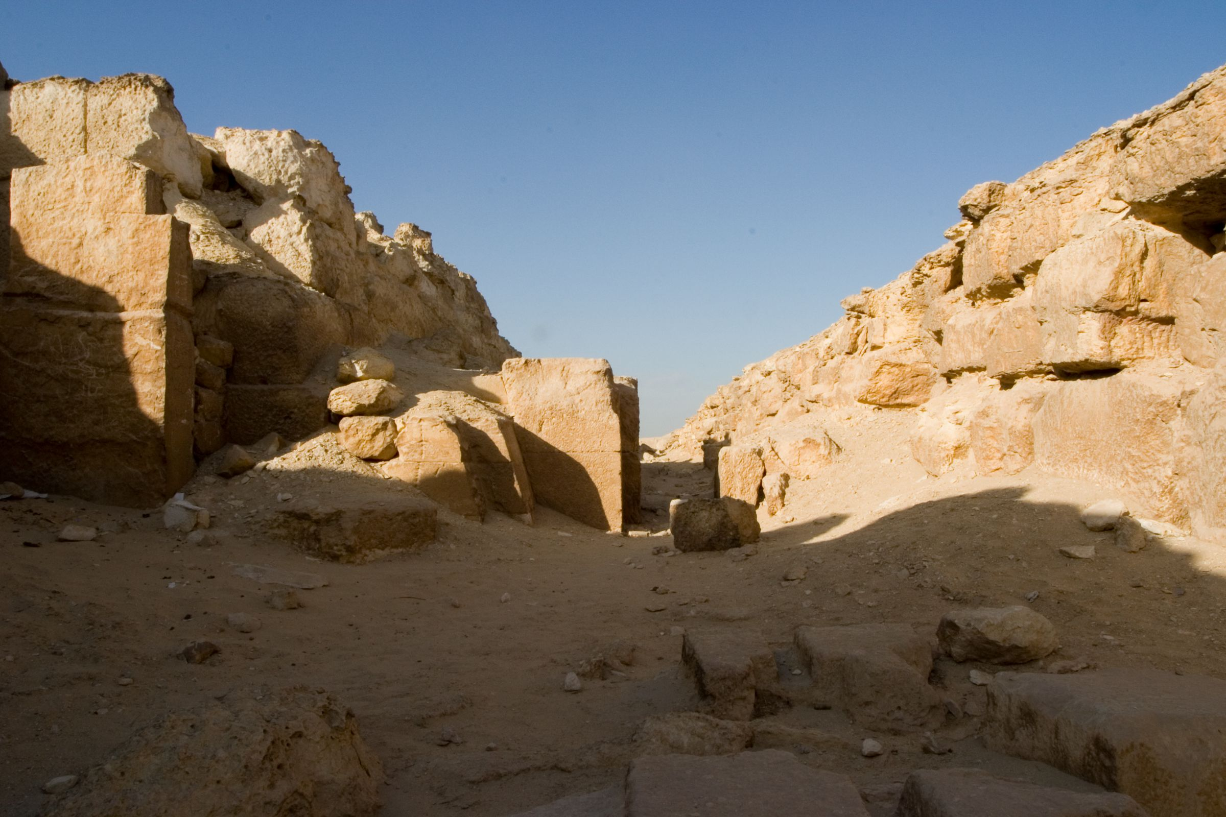 Eastern Cemetery: Site: Giza; View: G 7422
