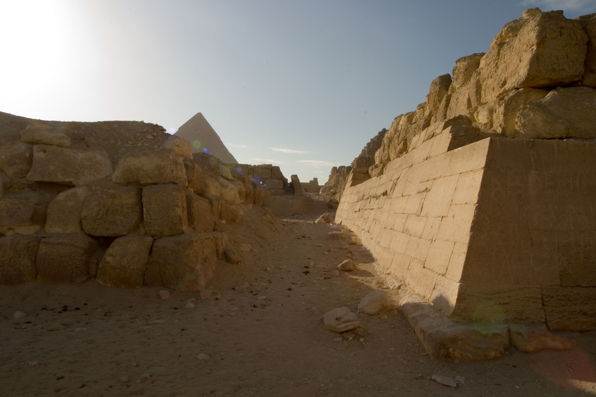 Eastern Cemetery: Site: Giza; View: G 7430-7440, G 7450