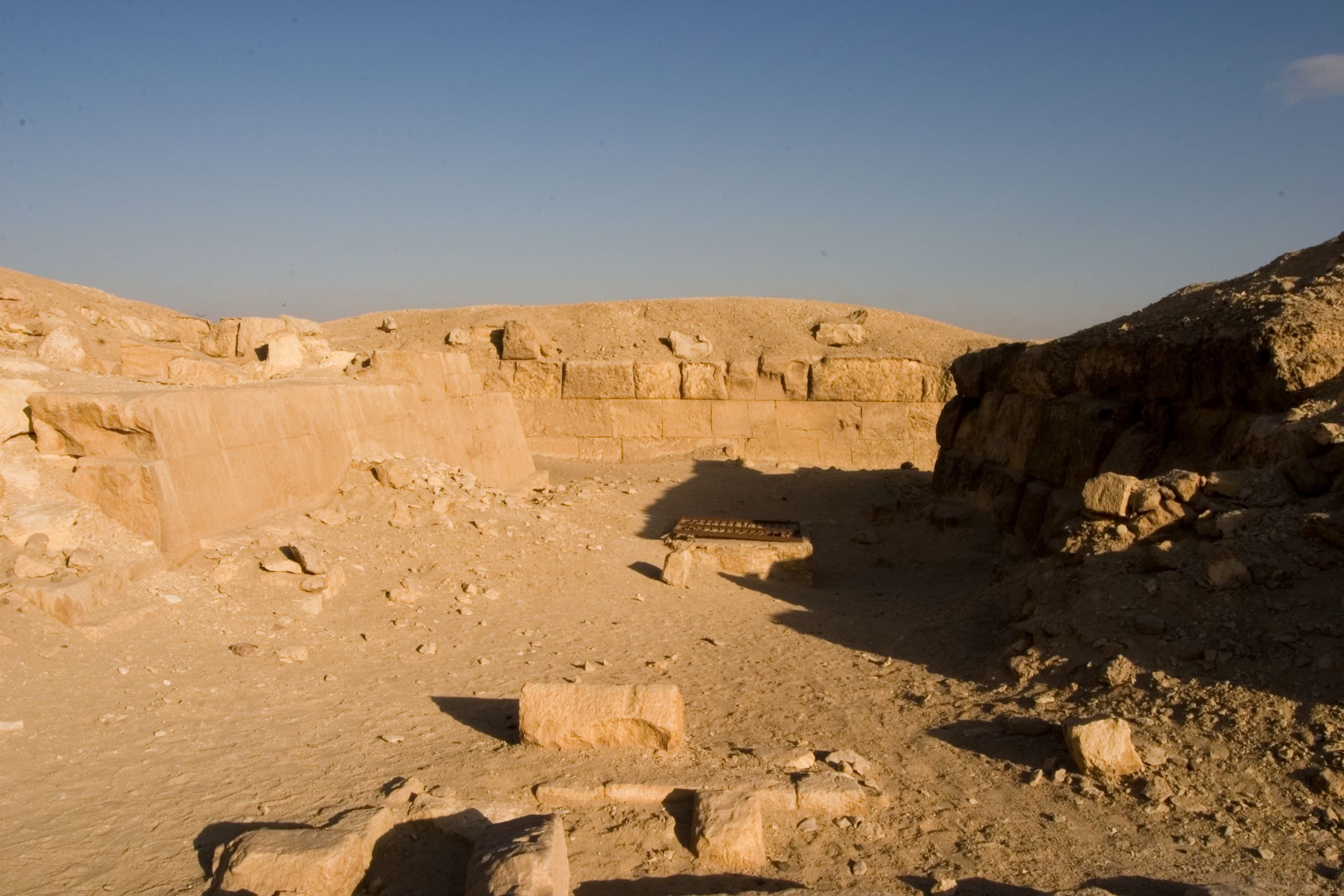 Eastern Cemetery: Site: Giza; View: G 7652, G 7650, G 7660, G 7760