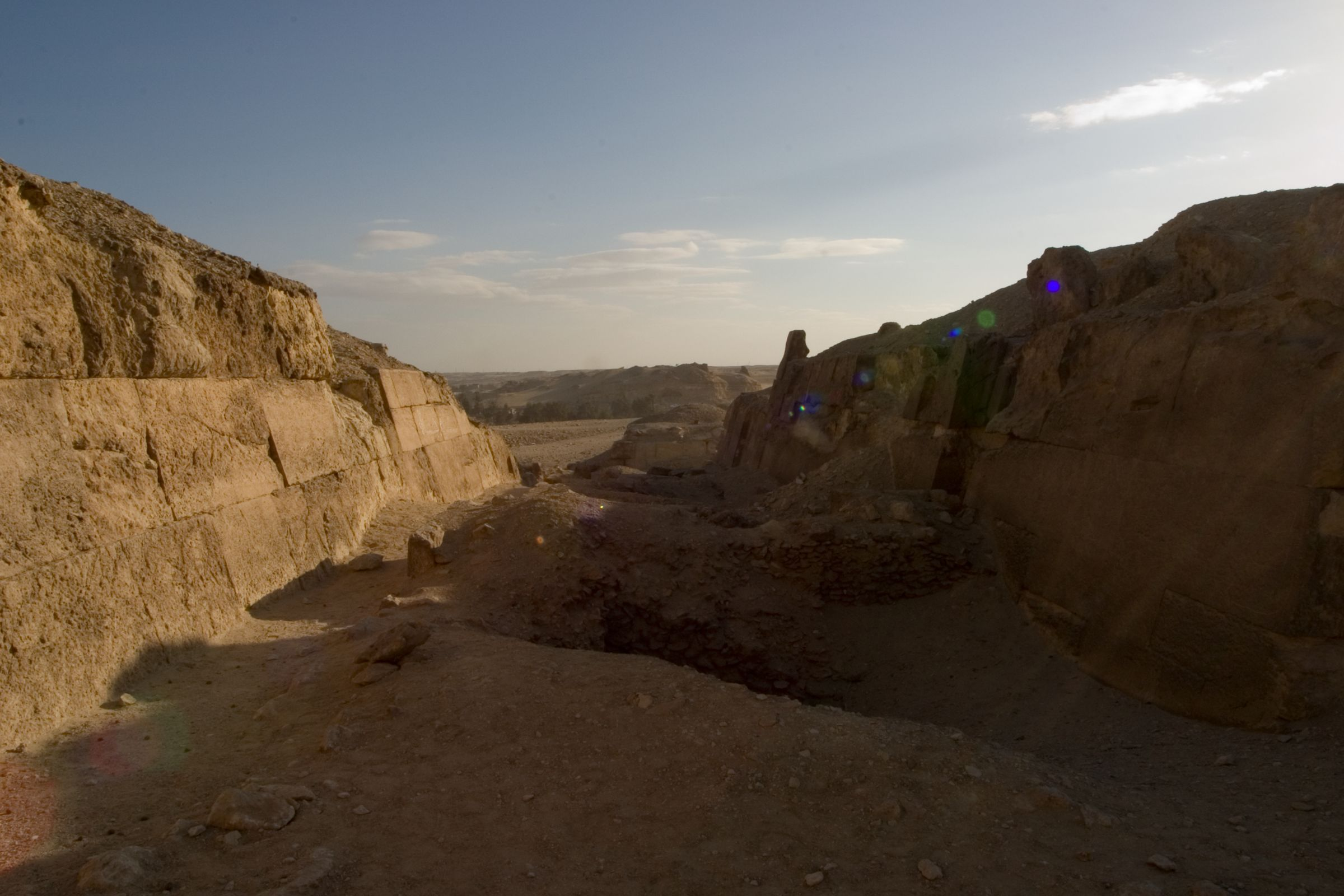 Eastern Cemetery: Site: Giza; View: G 7660, G 7760