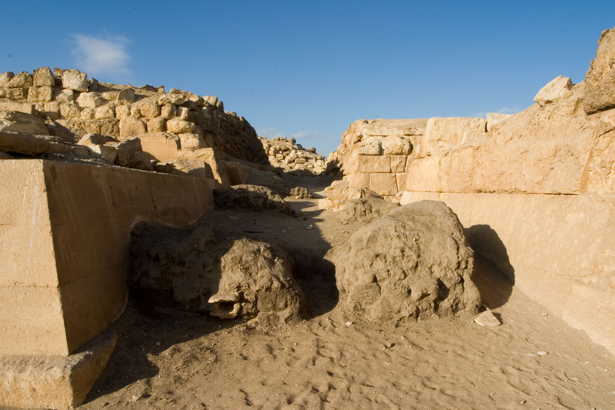 Eastern Cemetery: Site: Giza; View: G 7650, G 7760