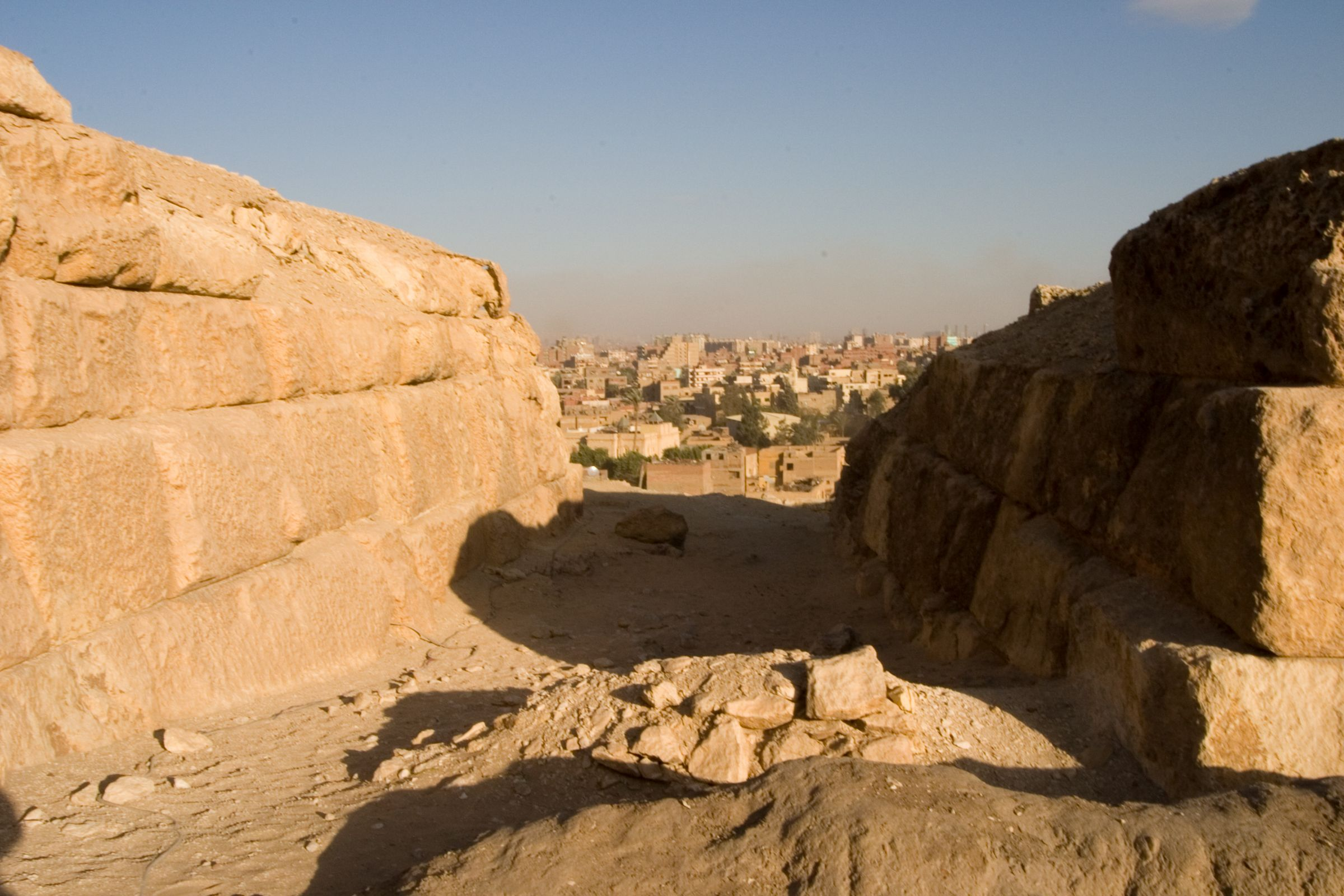 Eastern Cemetery: Site: Giza; View: G 7650, G 7750, G 7760
