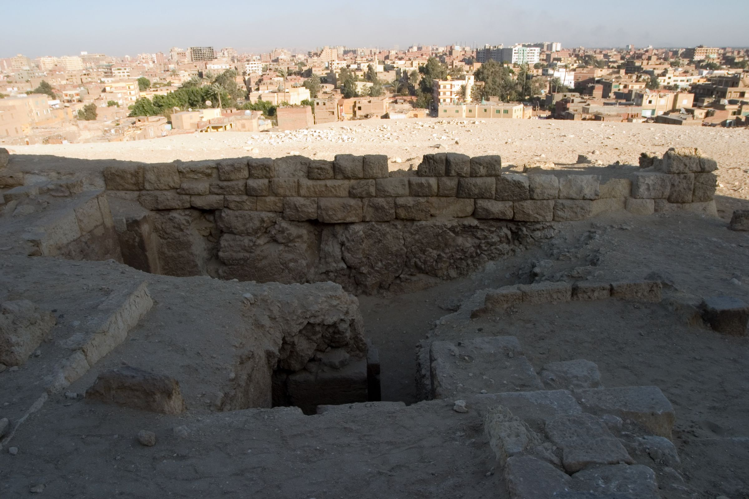Eastern Cemetery: Site: Giza; View: G 7752