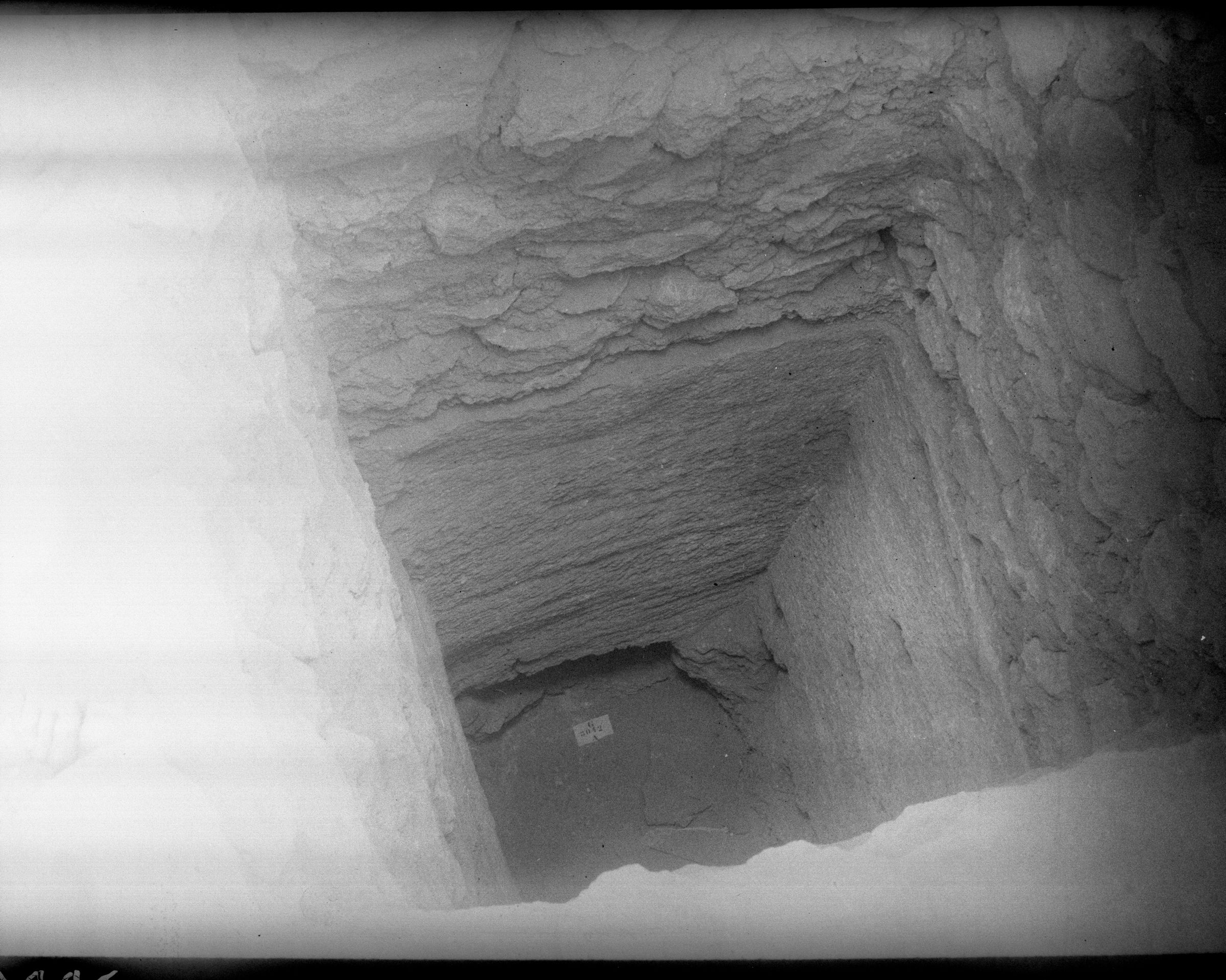Western Cemetery: Site: Giza; view: G 3042