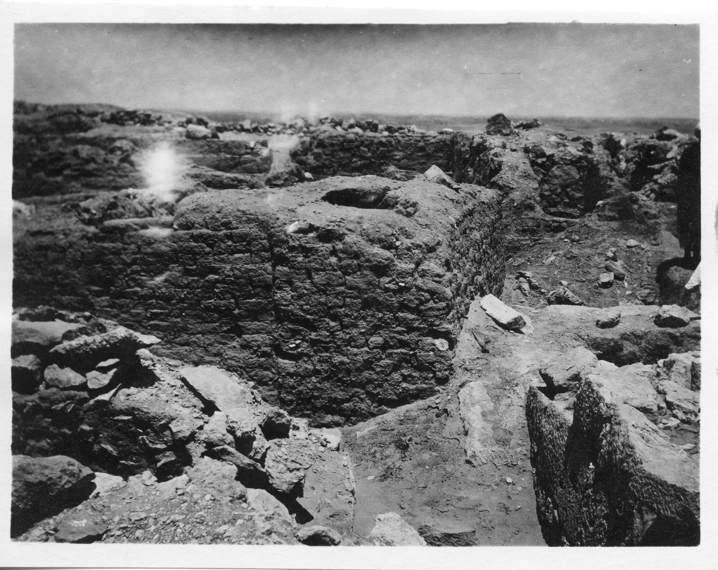 Western Cemetery: Site: Giza; view: G 3024
