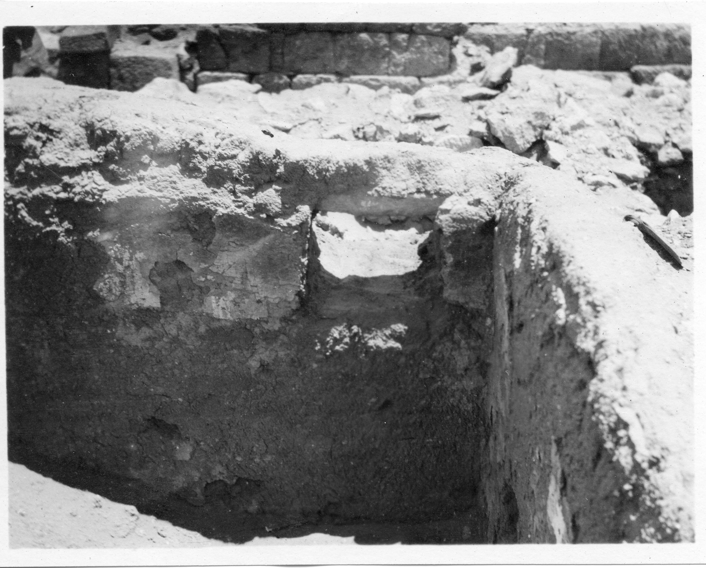 Western Cemetery: Site: Giza; view: G 3033