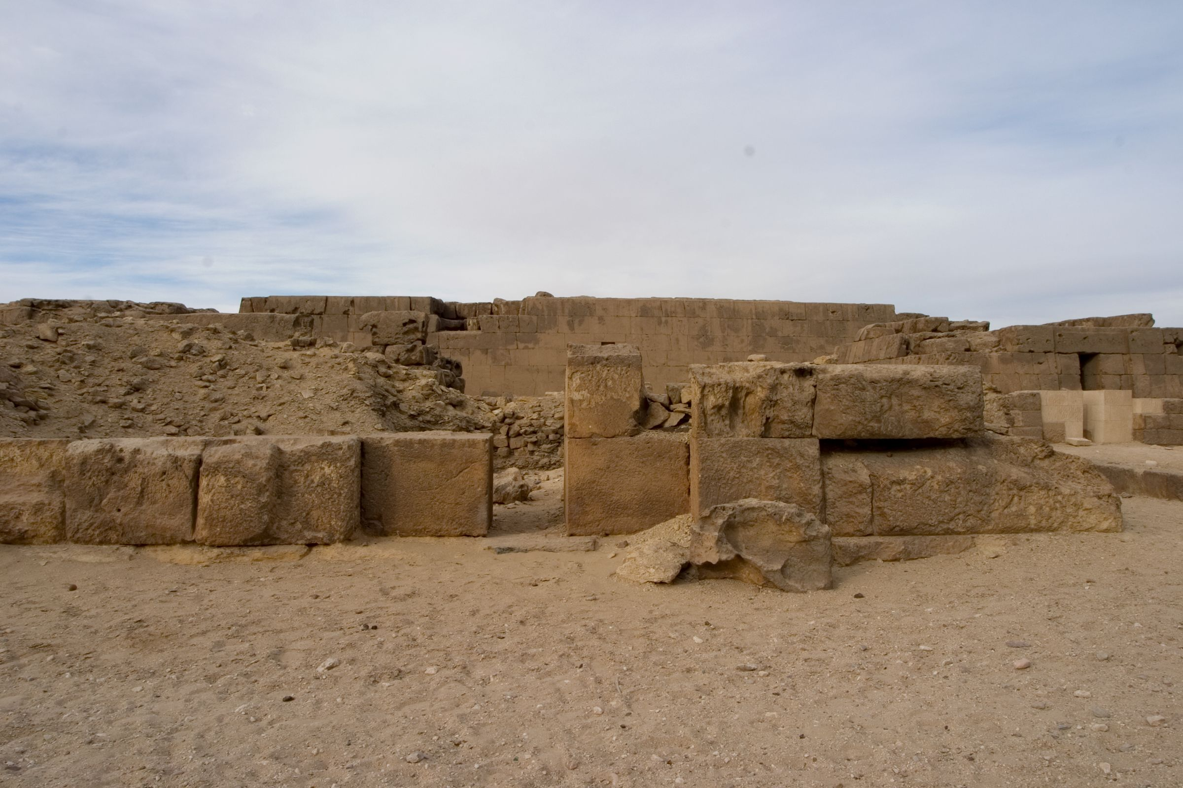 Western Cemetery: Site: Giza; View: G 5330