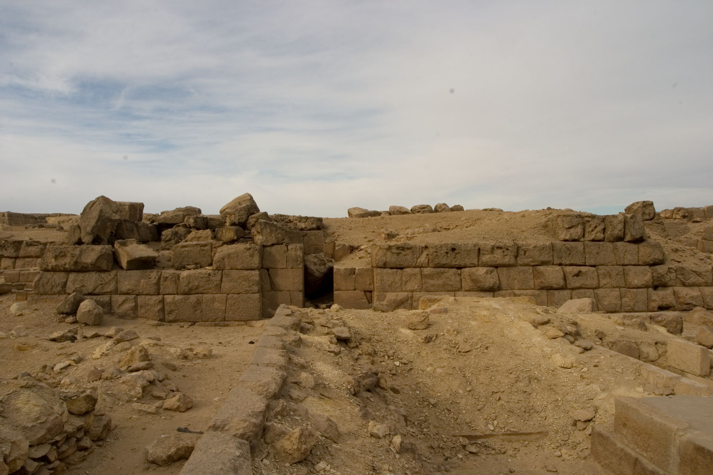 Western Cemetery: Site: Giza; View: G 5460